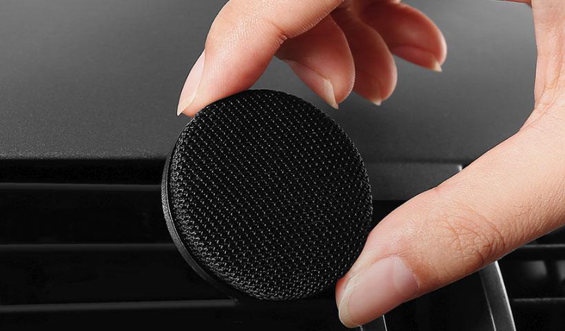 خوشبو کننده هوای خودرو بیسوس Fragrance Fabric Artifact