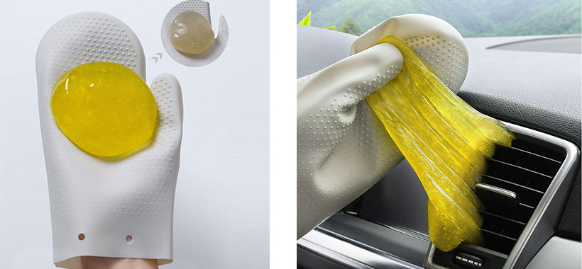 پک تمیزکننده داخل ماشین بیسوس