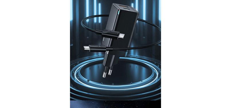 کابل شارژ سریع تایپ سی به تایپ سی