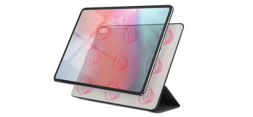 بوک کاور آهنربایی بیسوس iPad Pro 12.92018