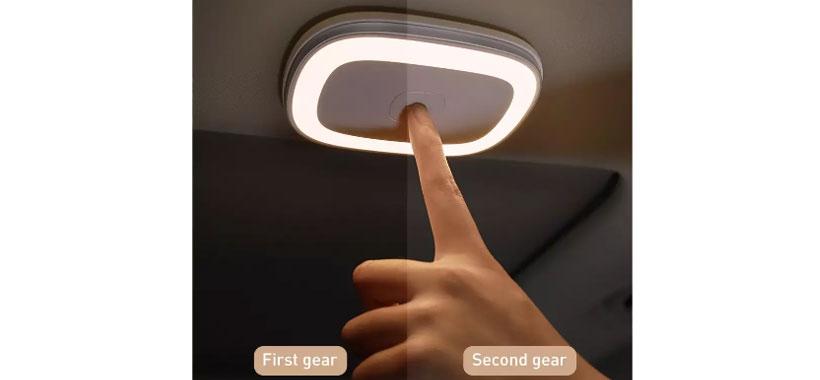 لامپ سقفی لمسی بیسوس