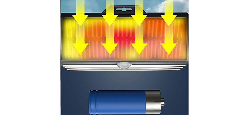باتری لامپ بیسوس