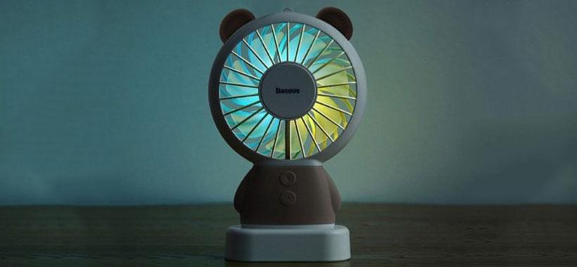 پنکه بیسوس Dharma Bear و چراغ خواب