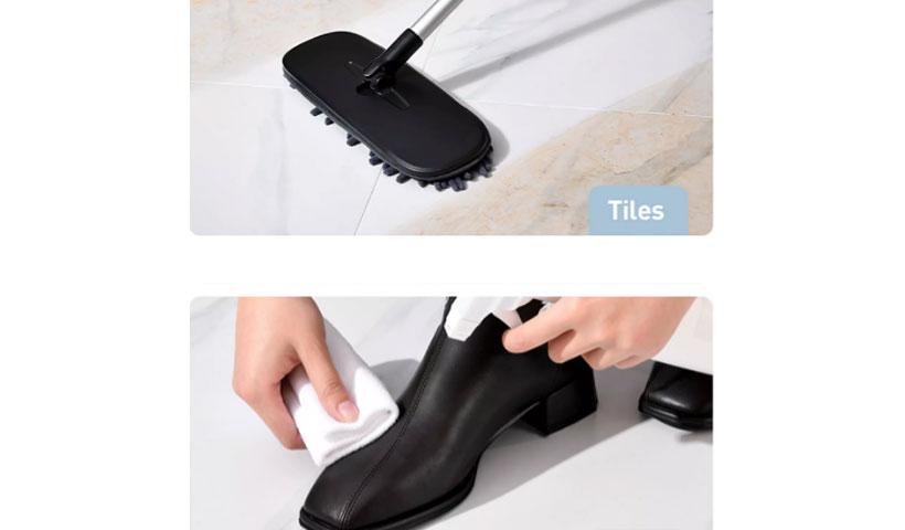 استفاده دو منظوره از پک تمیزکننده داخل ماشین بیسوس