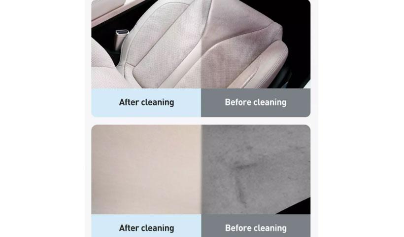 اسپری تمیزکننده داخل ماشین بیسوس