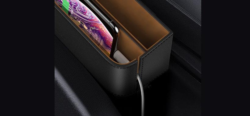جعبه داخل ماشین بیسوس