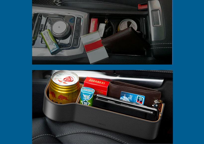 جعبه ابزار داخل ماشین بیسوس