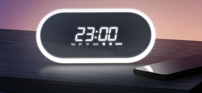 اسپیکر ساعت زنگ دار بیسوس