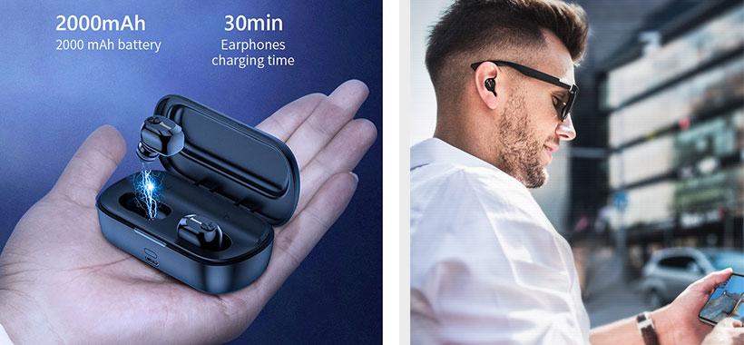 ظرفیت باتری و نحوه شارژ W01