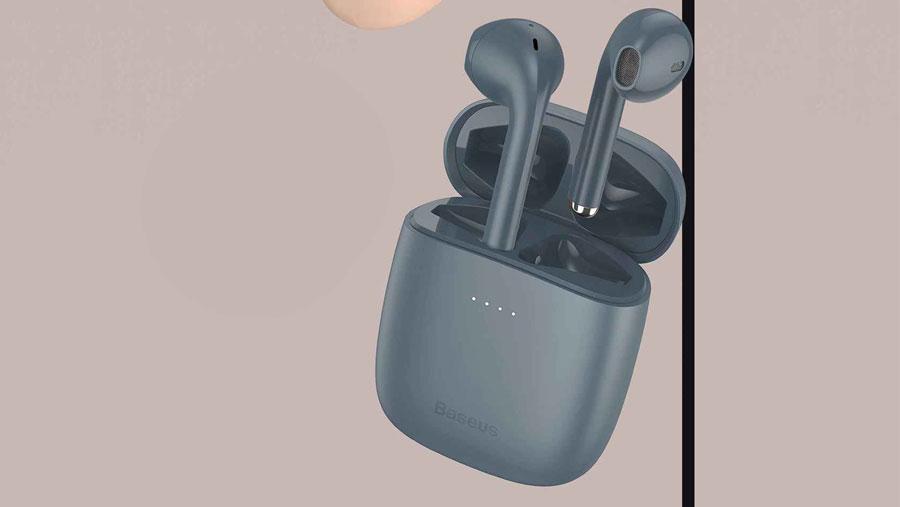 اتصال سریع هندزفری بلوتوث بیسوس مدل Encok W04