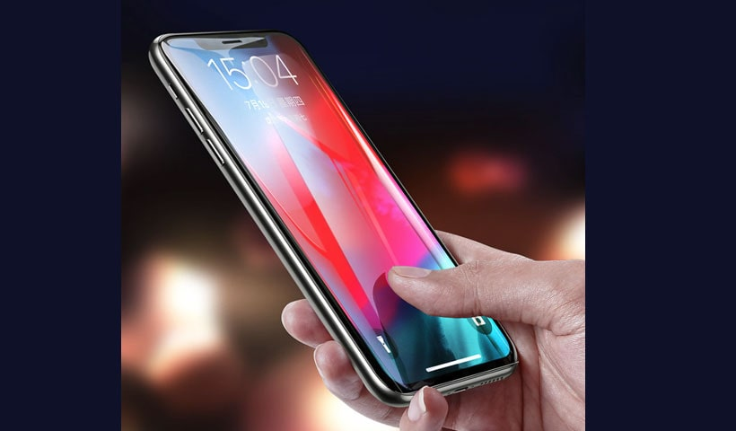گلس بیسوس iphone XS Max