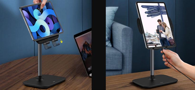 پایه نگهدارنده تبلت بیسوس Baseus Indoorsy Youth Tablet Desk Stand SUZJ-01