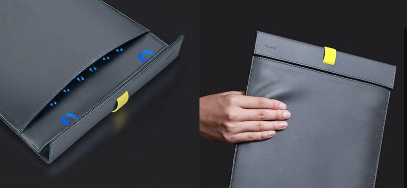 کاور محافظ مک بوک 13 اینچی بیسوس