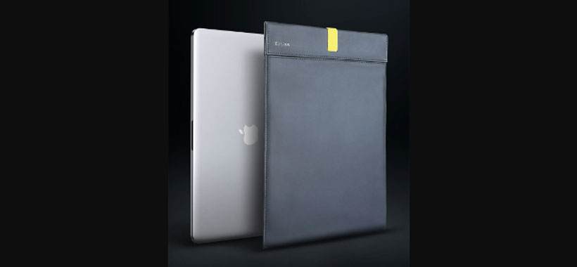 کاور محافظ لپ تاپ (مک بوک) 13 اینچی بیسوس