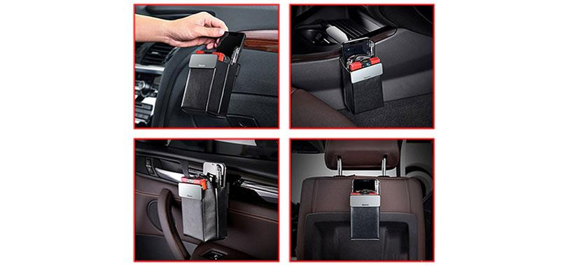 کیف داخل خودرو بیسوس