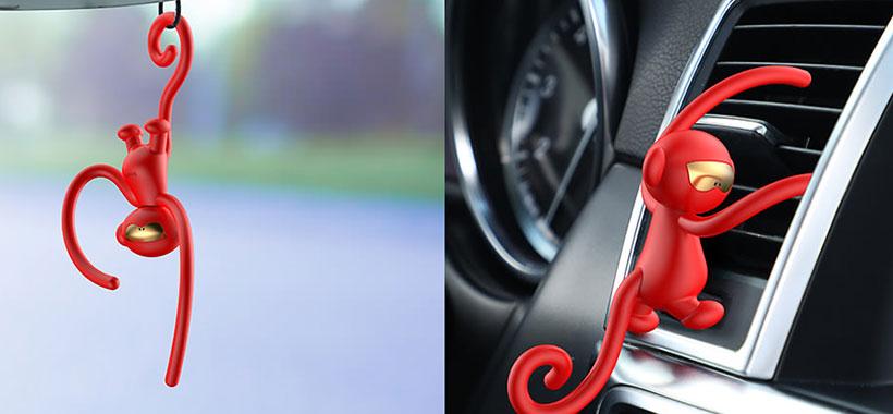 خوشبو کننده هوای خودرو بیسوس
