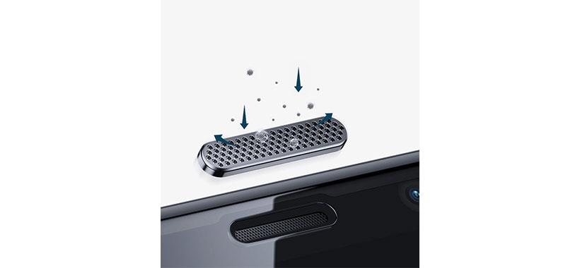 محافظ صفحه پرایوسی بیسوس آیفون XS Max/11/11 Pro Max
