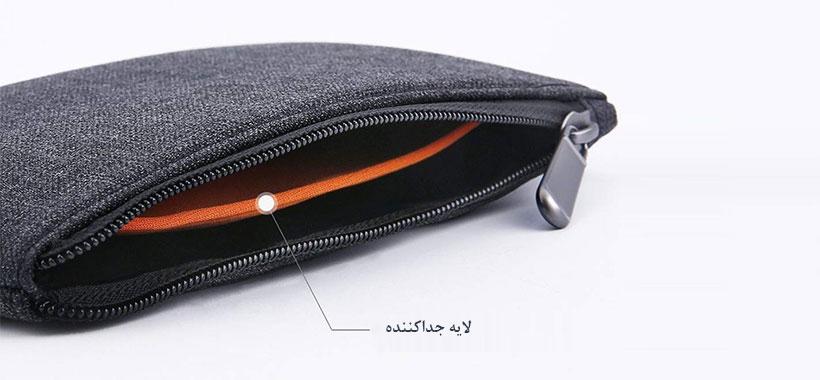 ساختار داخلی کیف بیسوس