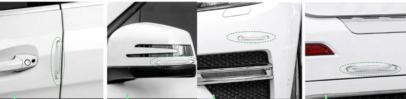 محافظ درب خودرو بیسوس Airbag Bumper Strip