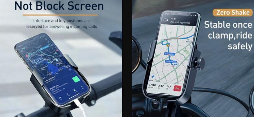 هولدر موبایل مخصوص دوچرخه