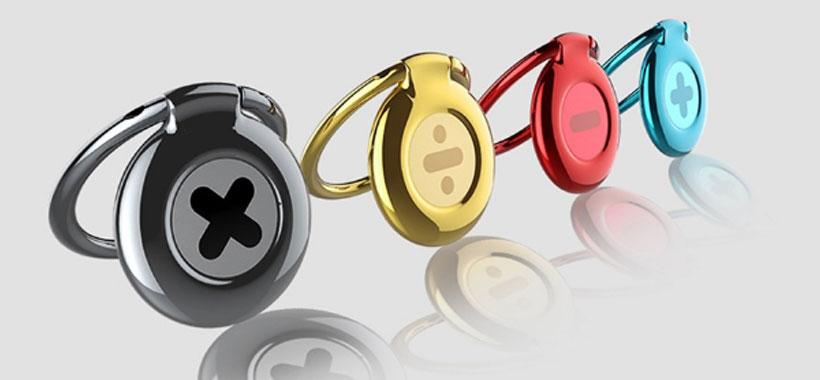 حلقه نگهدارنده گوشی بیسوس Symbol Ring Bracket
