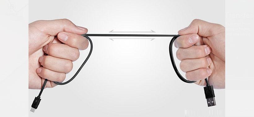 ساختار و طراحی کابل Baseus Yaven Series Micro USB