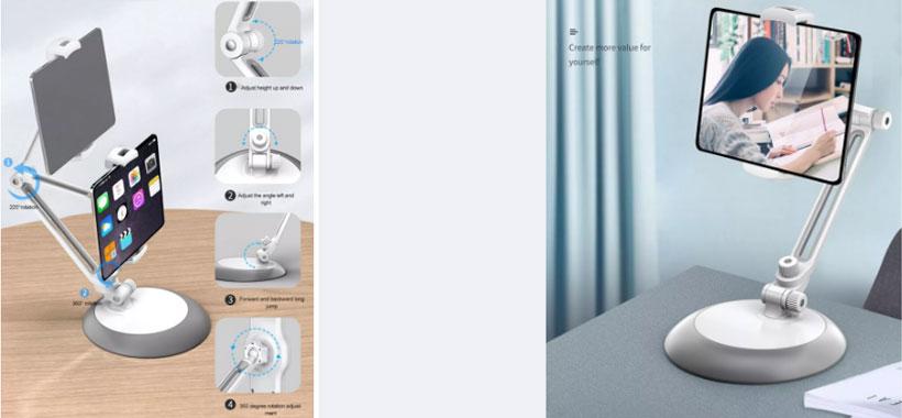 هولدر تبلت و گوشی باوین PS15
