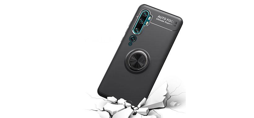 قاب ژله ای حلقه دار Mi Note 10/10 Pro/Mi CC9 Pro