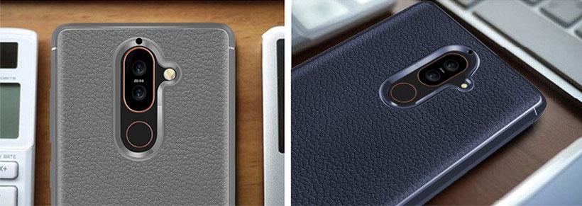 قاب گوشی Nokia 7 Plus