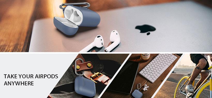 کاور سیلیکونی ایرپاد اپل