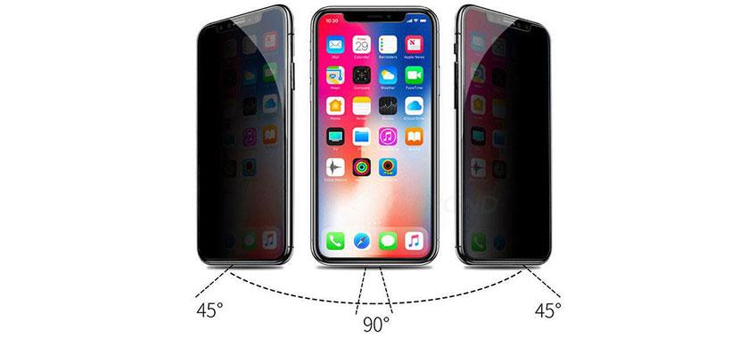 محافظ صفحه نمایش گوشی موبایل iPhone xs max