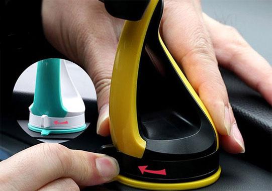 پایه نگهدارنده گوشی داخل خودرو ارلدام