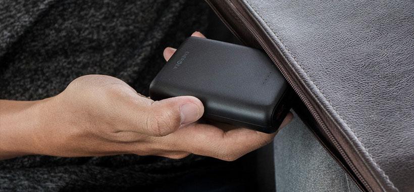 پاور بانک انرژیا Compac Mini PQ1201