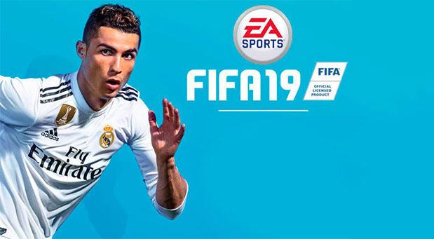 بازی پلی استیشن FIFA 19