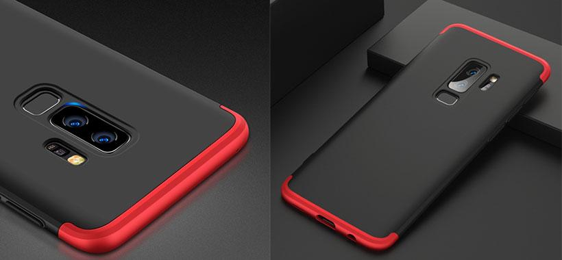 قاب سه تکه ای سامسونگ S9 Plus