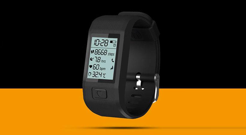 دستبند هوشمند Hesvit G1