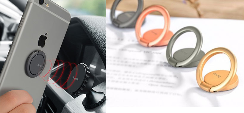حلقه نگهدارنده گوشی هوکو PH7