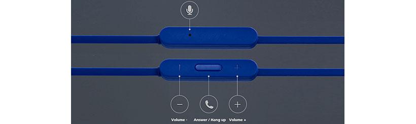 دکمه های کنترلی هندزفری هواوی Honor Monster N-Tune 100