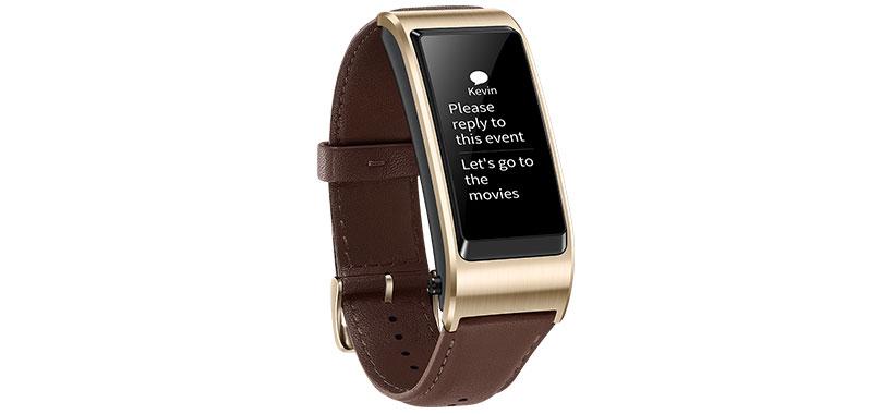 نمایشگر ساعت هوشمند هواوی Huawei TalkBand B5