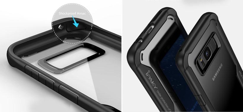 قاب آی پکی گوشی سامسونگ S8 Plus
