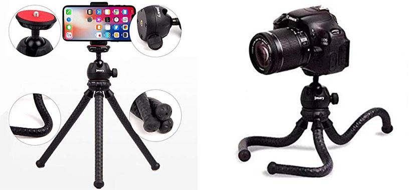 سه پایه دوربین و گوشی Jmary MT-25