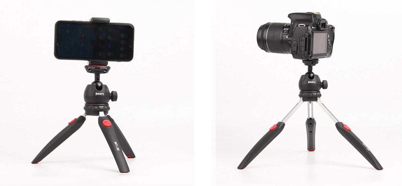سه پایه دوربین و گوشی Jmary MT-35