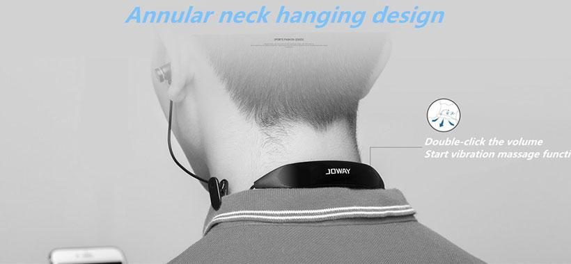 ماساژور گردن هدست جووی h09