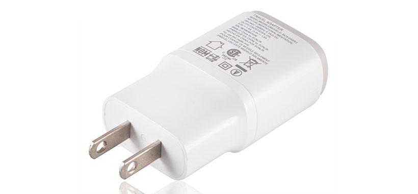 شارژر اصلی ال جی LG 1.8A Travel Charger Adapter
