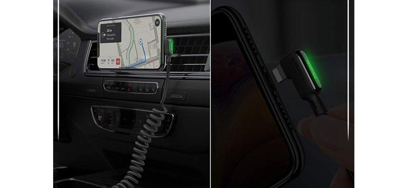 کابل سیم تلفنی لایتنینگ Mcdodo CA-7300