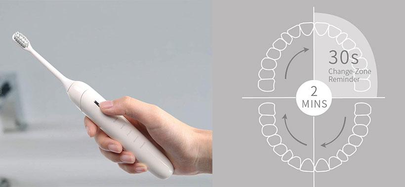 مسواک قابل شارژ الکتریکی مایپو