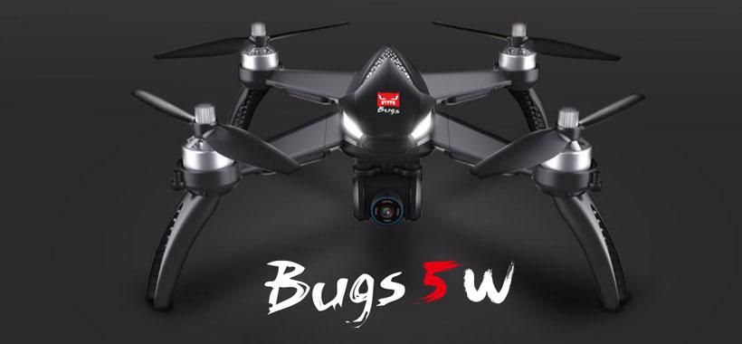 کوادکوپتر MJX Bugs 5W