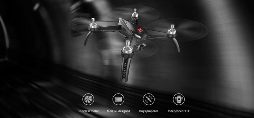 کوادکوپتر دوربین دار MJX Bugs 5W