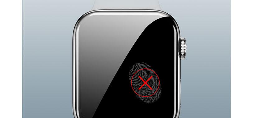 محافظ صفحه شیشه ای نیلکین اپل واچ