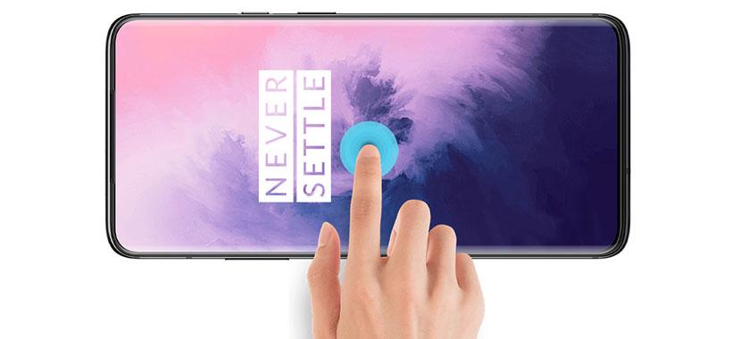 گلس نیلکین 3D DS+MAX ویژه OnePlus 7 Pro